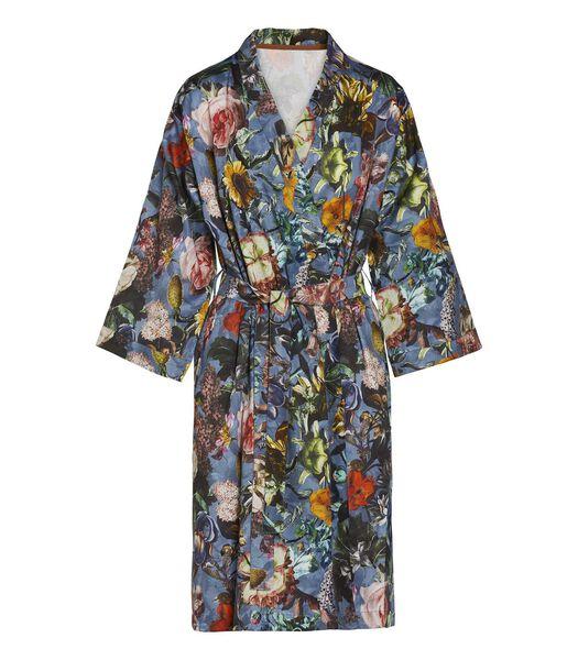 SARAI FAMKE - Kimono - Moonlight Blue