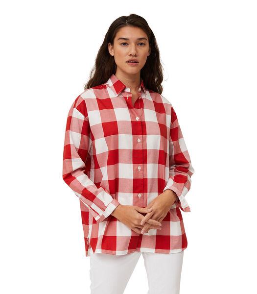 Oxford Lt-overhemd Edith geruit