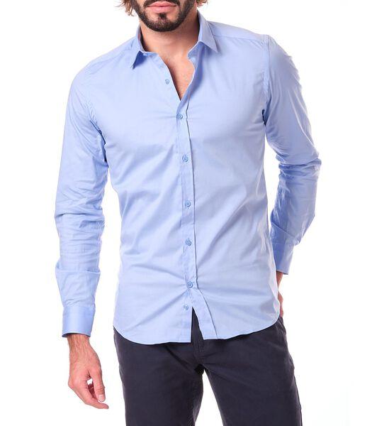 Overhemd met lange mouwen LAZAR