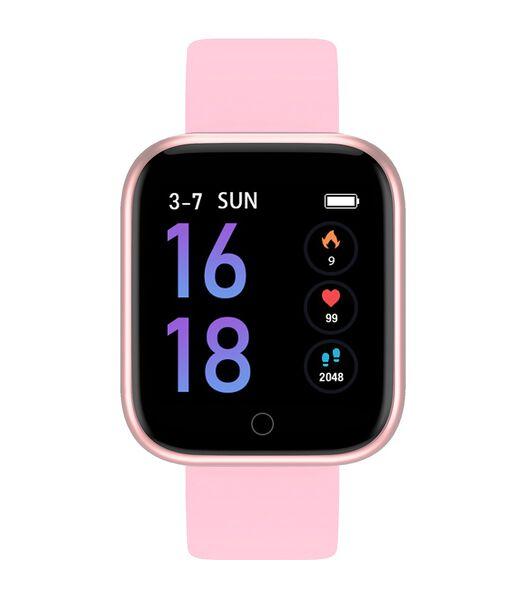 SMARTY WELLNESS Smartwatch met extra polsband