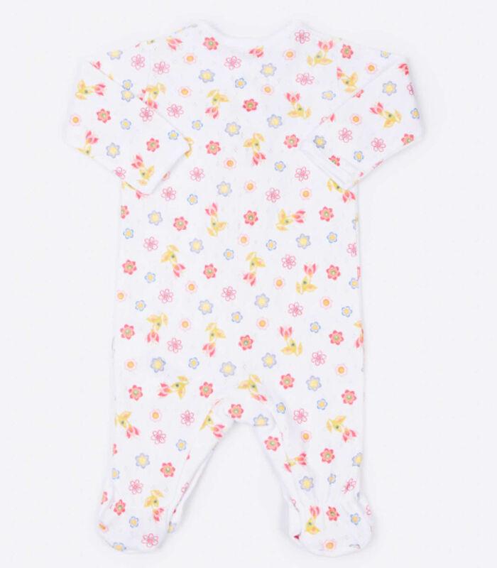 Biologisch katoenen babypyjama, Iris image number 1