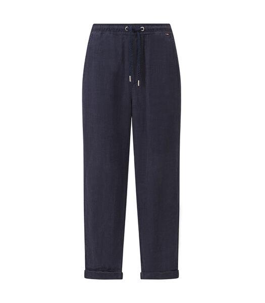 Hugh Linen Pants