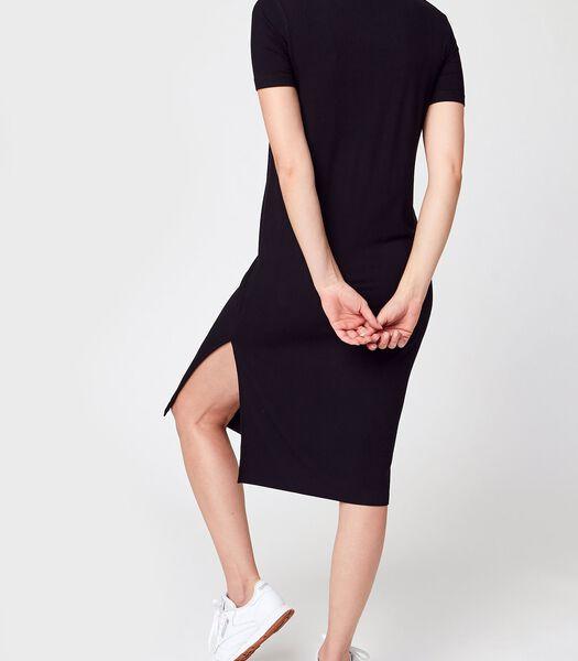 Midi jurken Zwart