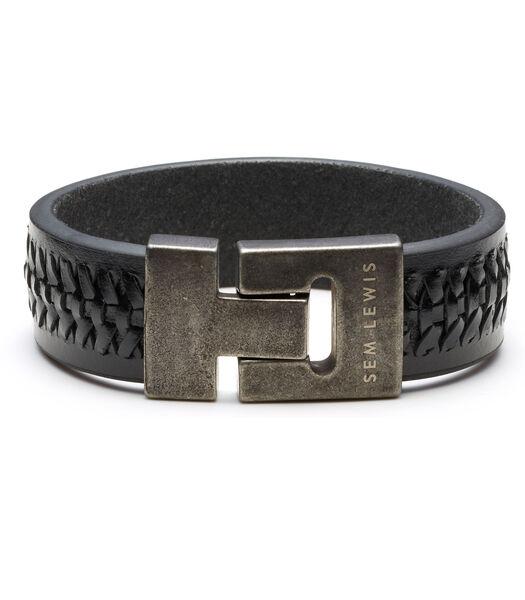 Armband zwart SL320007-S