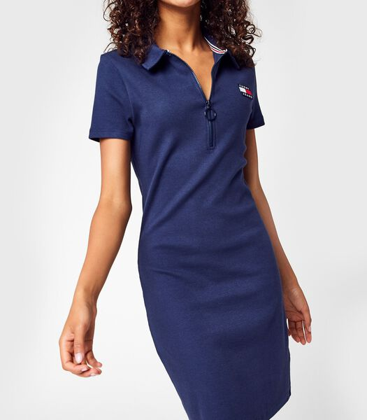Midi jurken Blauw