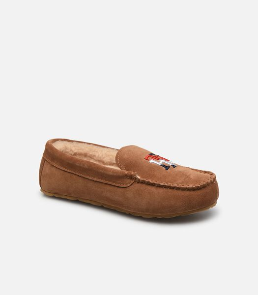 ELEVATED TH MOCCASIN SLIPPER Pantoffels