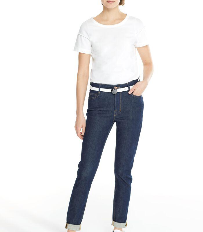 Rechte jeans GORFOU brut image number 0