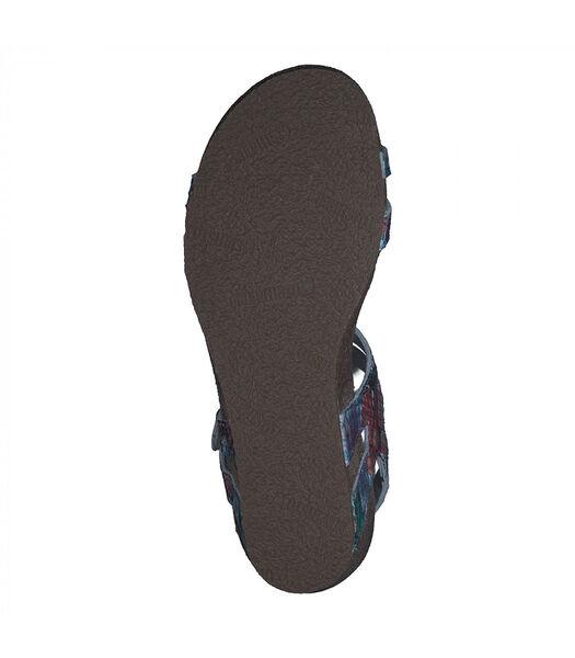 MINOA-Sandalen leer