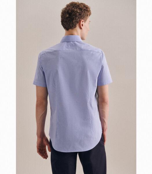 Overhemd Slim Fit Korte mouwen Geruit