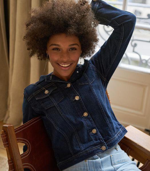 Oona Jacket - Jeans Jacket