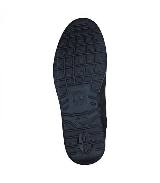 LEANDRO-Sneakers fluweel
