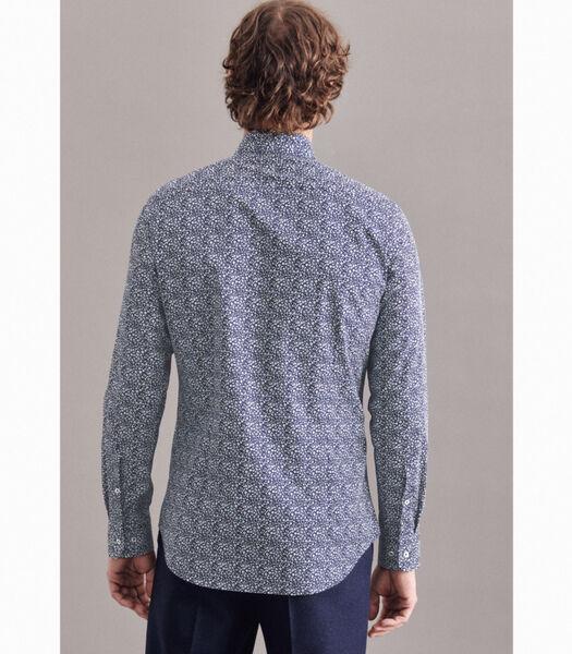 Overhemd Slim Fit Extra lange mouwen Print