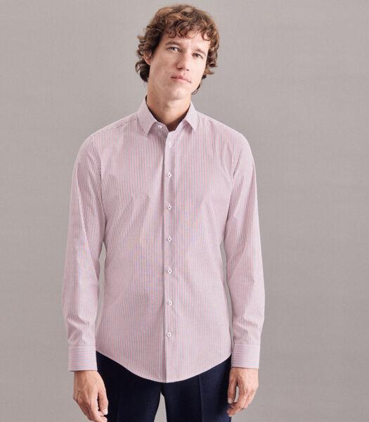 Overhemd Shaped Fit Lange mouwen Strepen