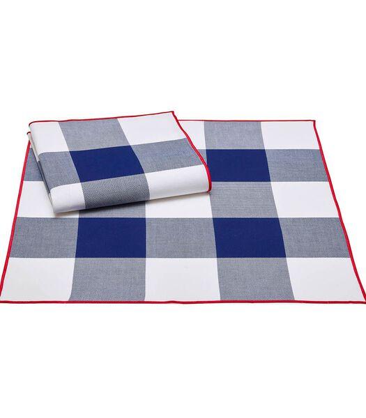 Elysée lot de 2 serviettes