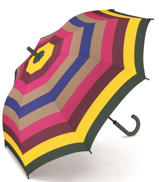 Paraplu Lang Ac Dame veelkleurig Spicy Stripe