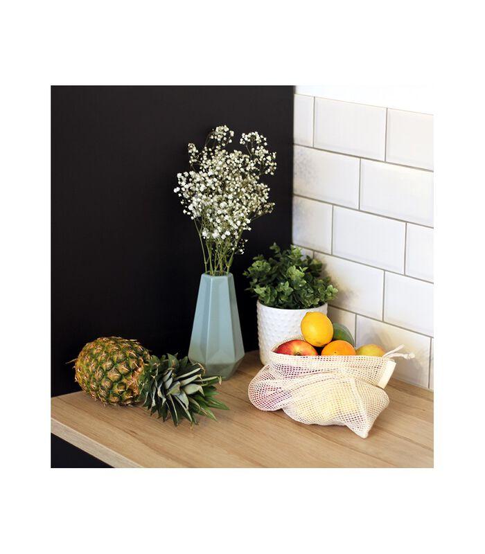 Set netzakken voor groenten en fruit image number 2