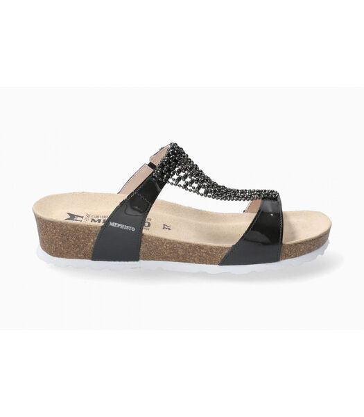 SOFIE - Sandalen leer