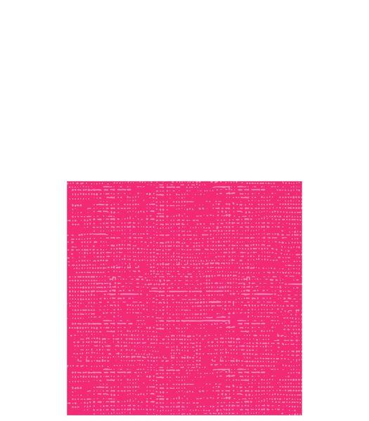 Pak 12 Servet Textielpapier Fuschia Large