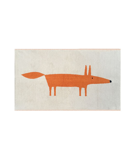 MR FOX Sable - Badmat katoen