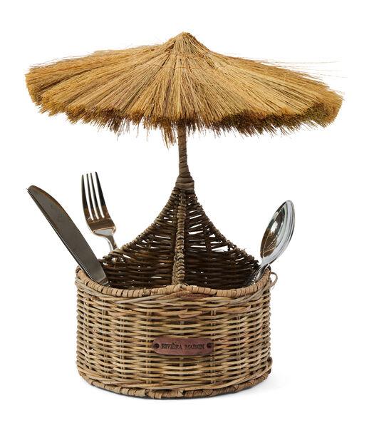 Beach Bar Cutlery Holder
