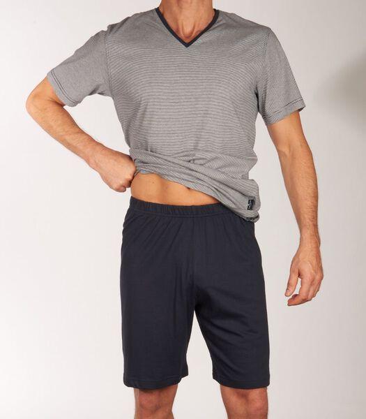 Pyjama korte broek h-xxl