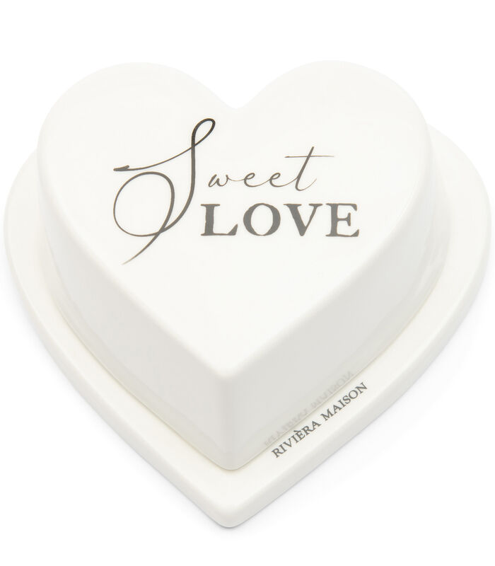 Sweet Love Butter Dish image number 0