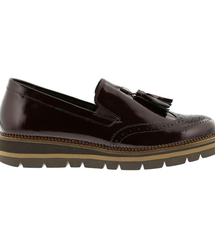 Leren loafers image number 0