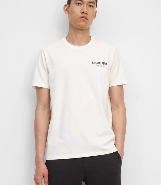 T-shirt van new heavy jersey