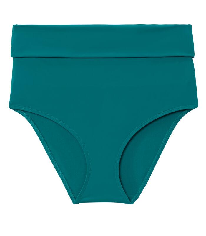 Bikinibroekje met hoge taille LA PLAGE ENSOLEILLÉE image number 4