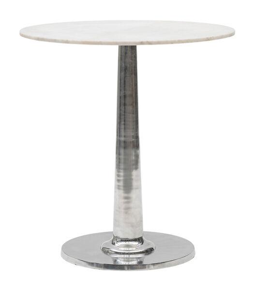 Table bistro en marbre Rivoli D70