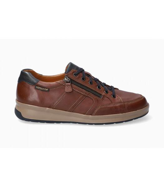 LISANDRO - Sneakers leer