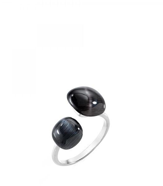 GEMMA zilveren ring - SAKK330