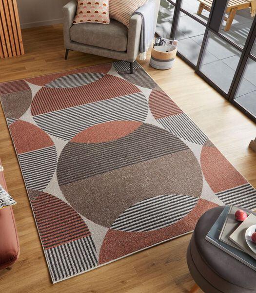 Design woonkamertapijt CIRCUS 120x170 cm