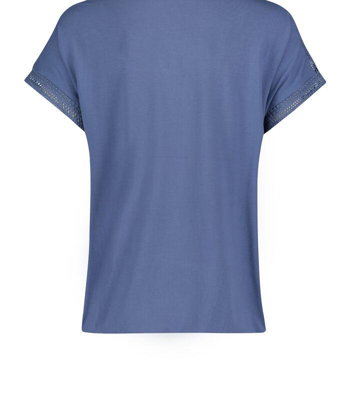 Casual shirt met print image number 3