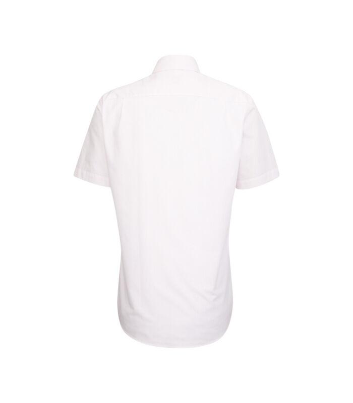 Overhemd Regular Fit Korte mouwen Stippen image number 1
