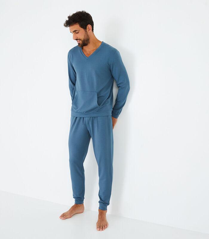 Adagio - Homewear broek  viscose image number 1