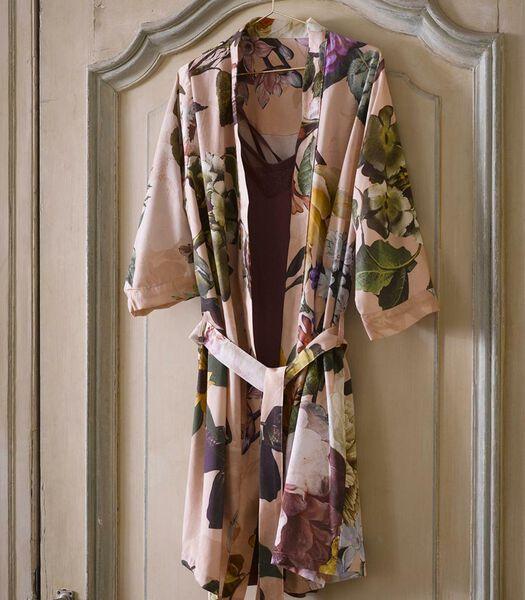 FLEUR - Kimono - Rose
