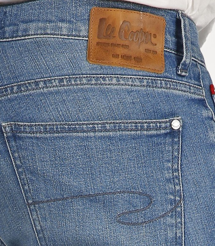 LC112 Sixty Blue Used - Straight Jeans image number 3
