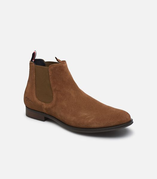 CASUAL SUEDE CHELSEA Boots en enkellaarsjes