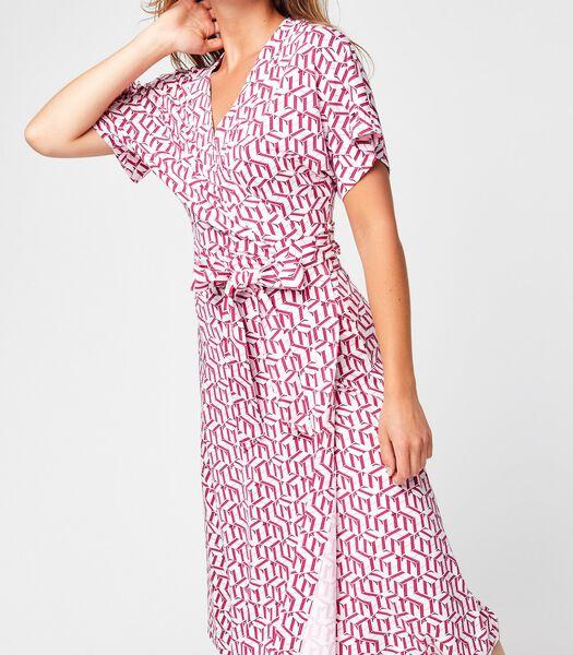 Midi jurken Multicolor