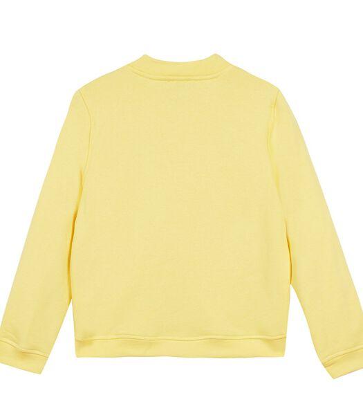 Rits fleece sweatshirt