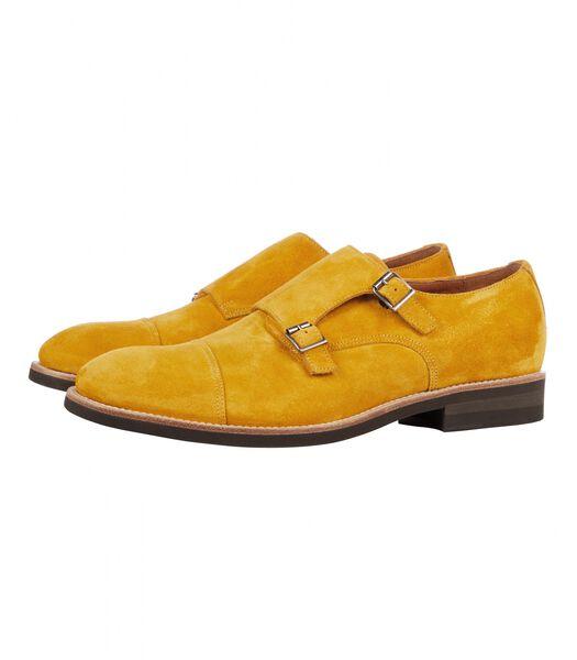 Dubbele monk schoenen Gannon
