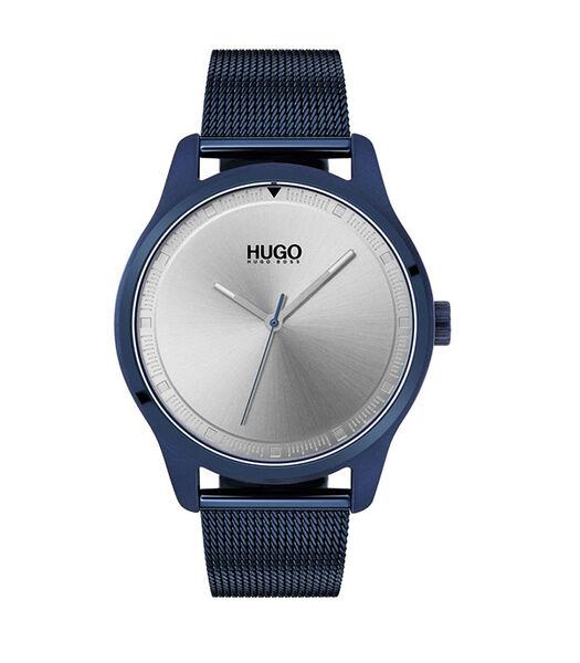 Move Horloge blauw HU1530045