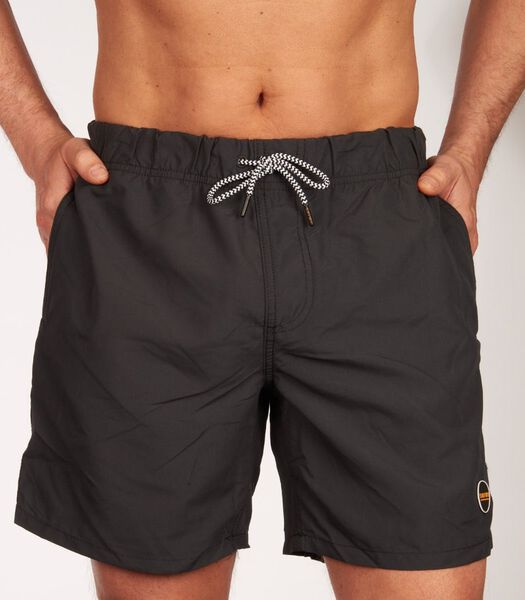 Zwemshort solid recycled mike poly h-s