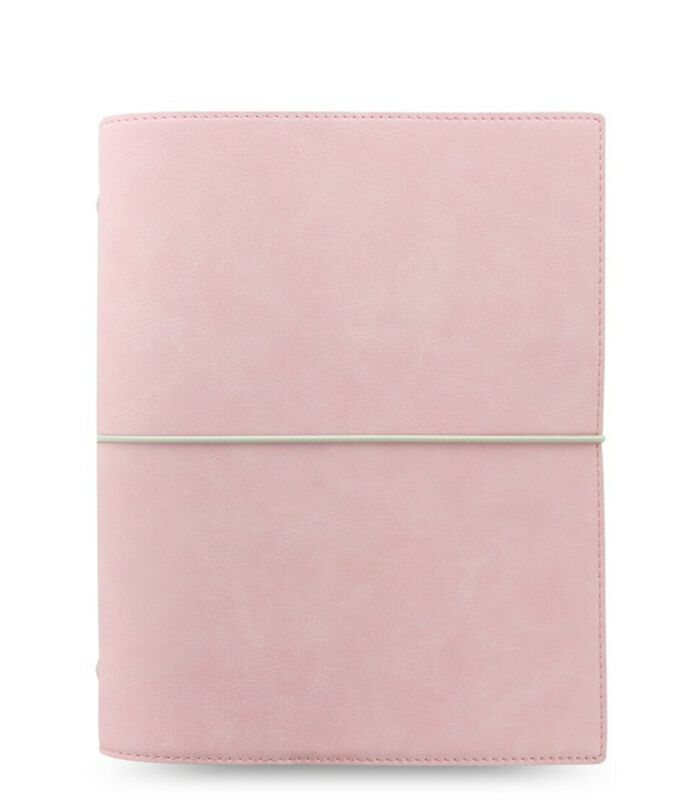 Organiser A5 Domino Soft Pale Pink image number 0