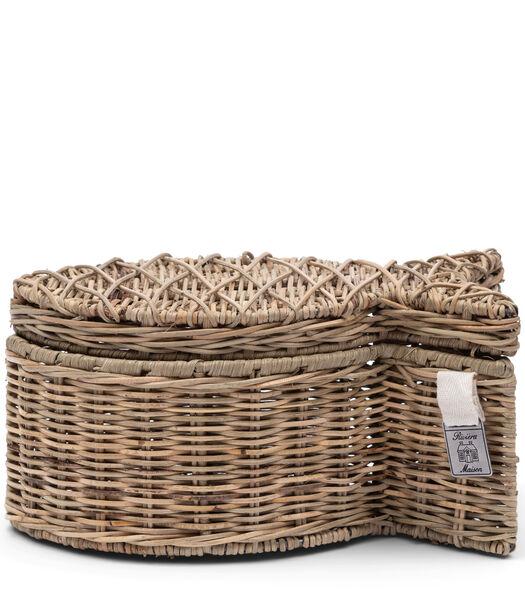 RR Tropical Fish Basket S