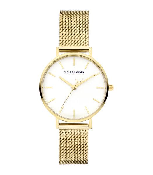 Day & Night Horloge Or VH08003