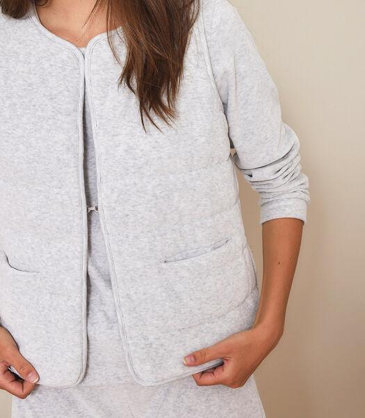 Odeon - Homewear Vest polyester