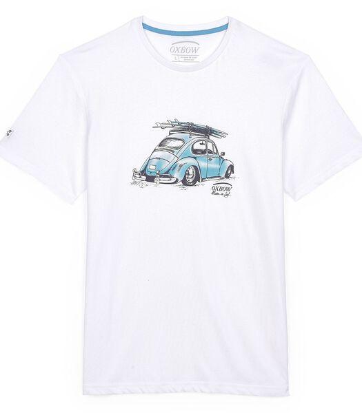 T-shirt met korte mouwen TICOX
