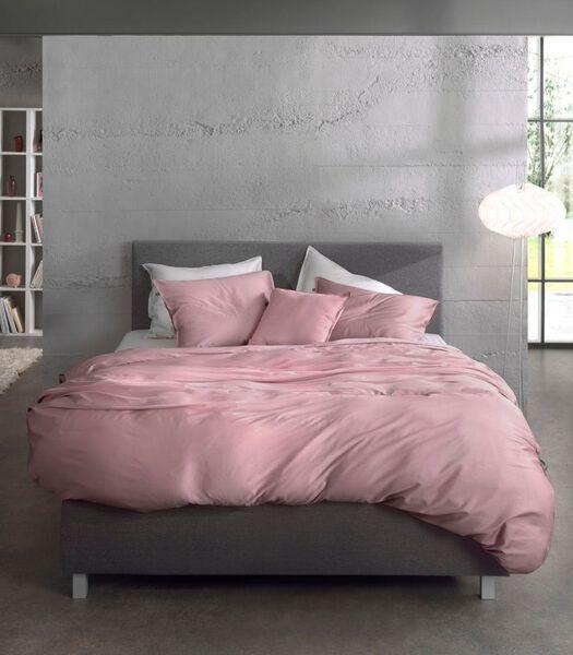 Dekbedovertrek Satinado Shady Pink Katoen Satijn